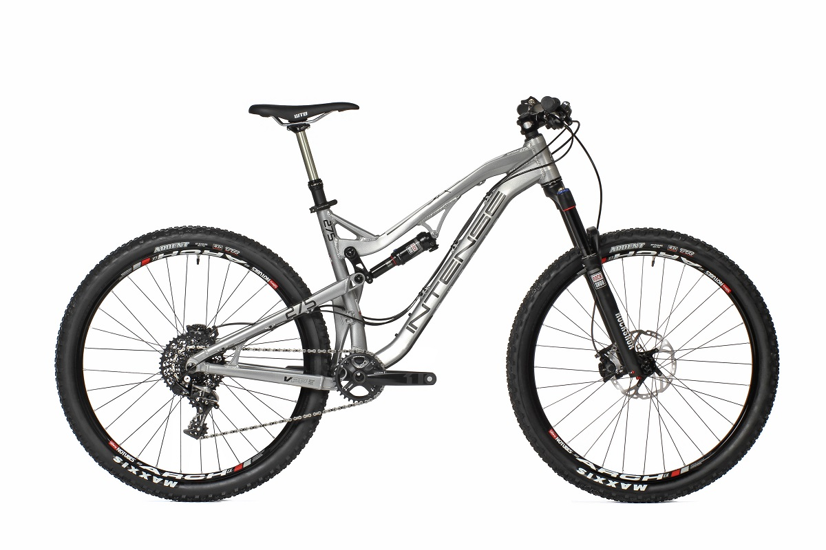 intense spider 275 2015 grey