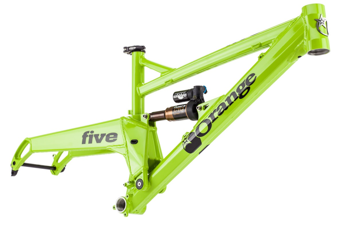 orange five 2015 frame