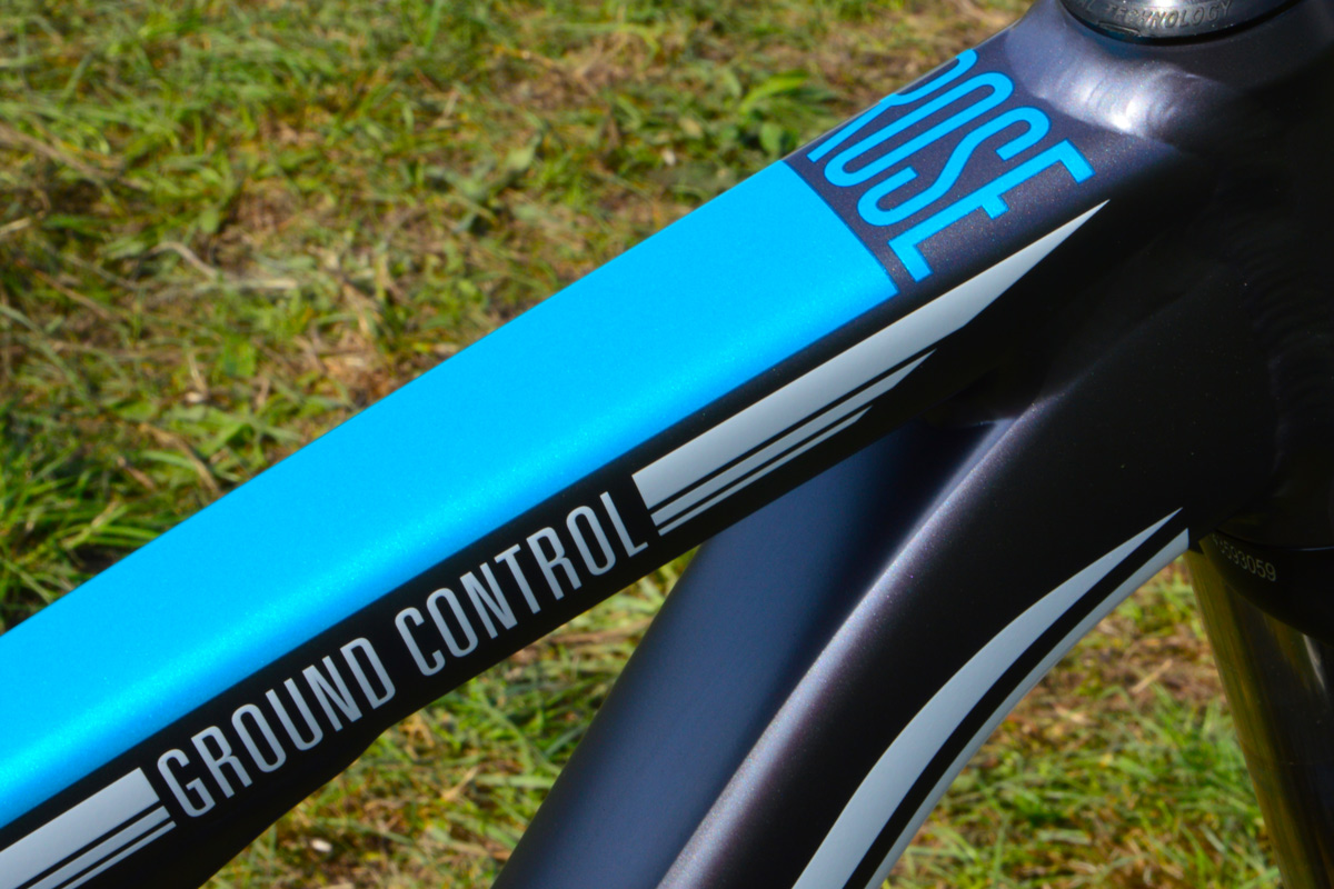 Focus sur le Rose Ground Control 2015