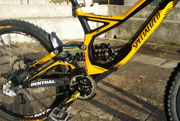Hot or not: Specialized Demo 8 de Ludo