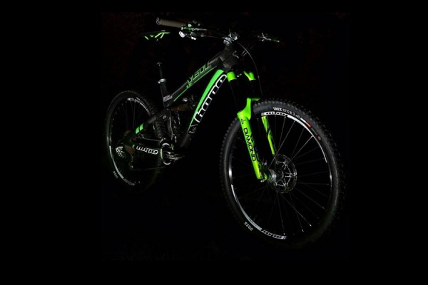 yeti sb6c sam flanagan enduro Hope tech