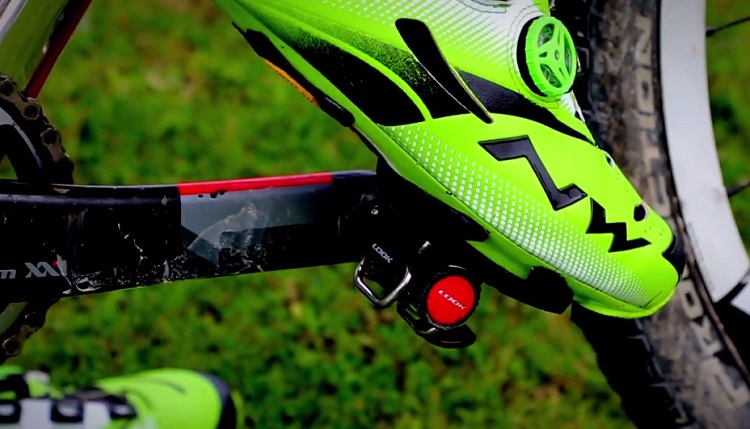 chaussures vtt northwave pédales time