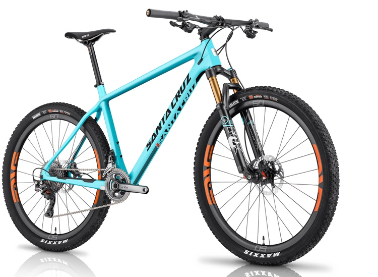 santa cruz highball 275 pouces 2015