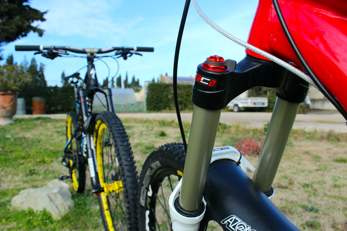Face à Face: Specialized Enduro