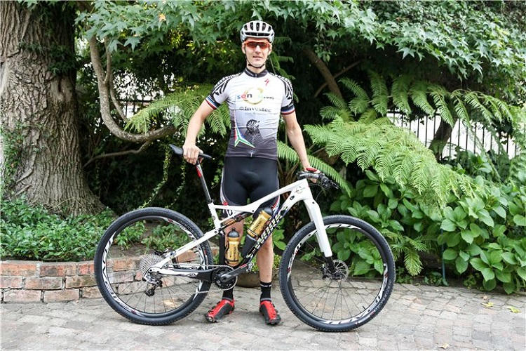 Jaroslav Kulhavy specialized sworks  epic