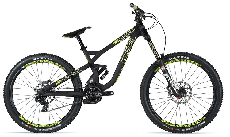 SUPREME DH V3 650B WC 2015