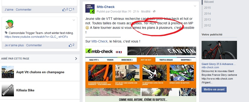 annonce mtb-check