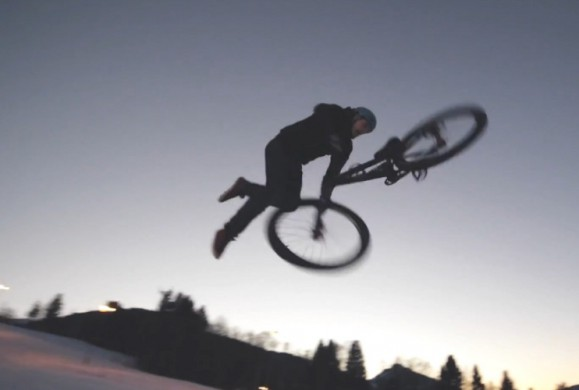 [FR] Rose bikes en mode slopestyle