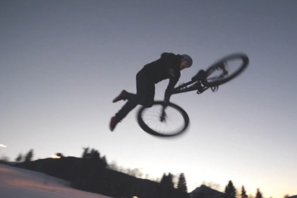 rose dirt slopestyle whitestyle