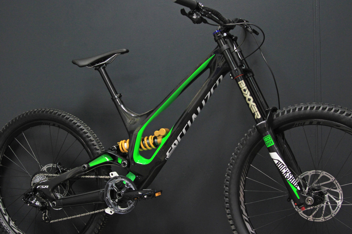 Specialized Demo 8 1 Carbon 2015