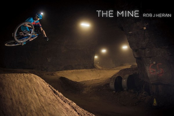 the mine rob j heran
