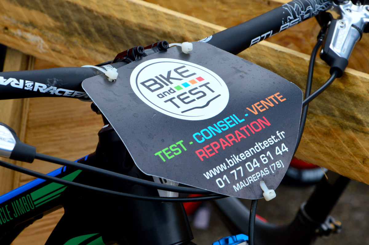 bike and test 78 maurepas