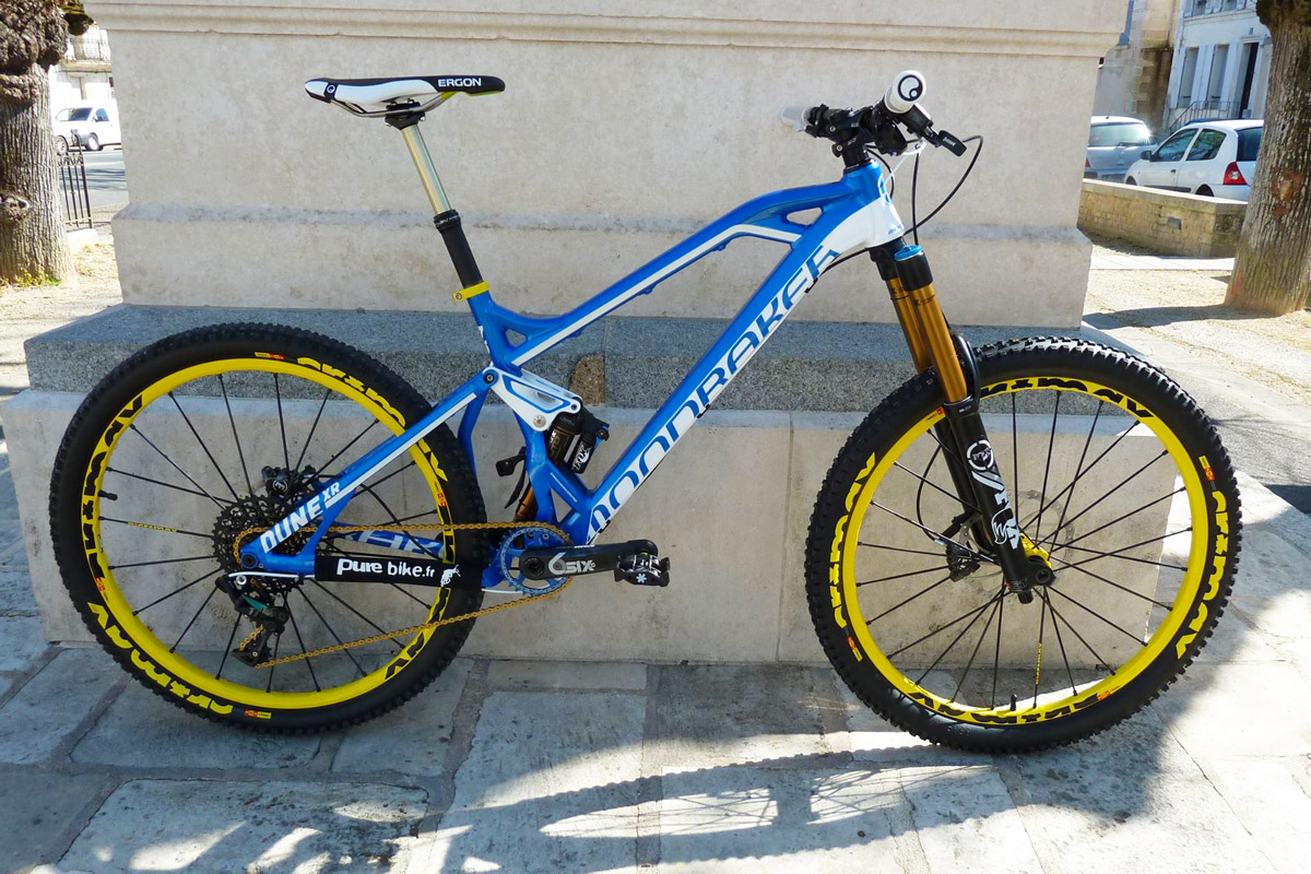 Hot or not: Mondraker Dune XR par Pure Bike