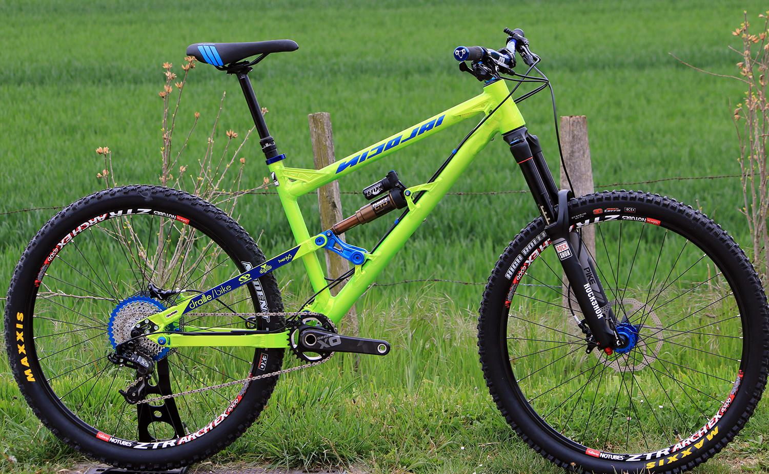 nicolai ion16-draille bike