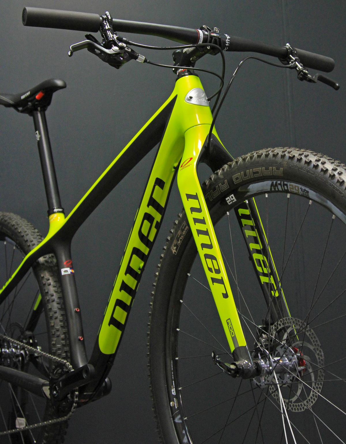 vtt niner full carbon