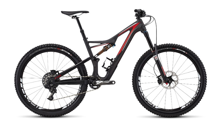 SPECIALIZED stumpjumper 27.5 expert 2016