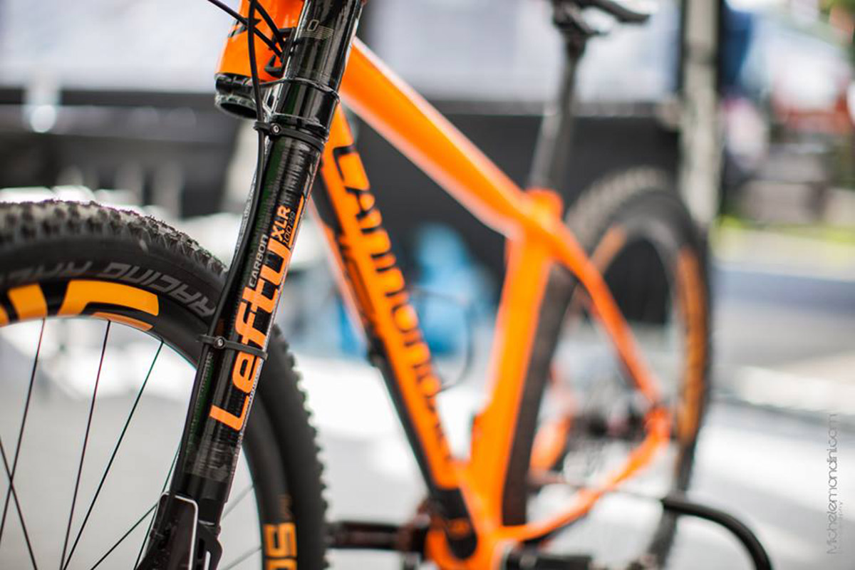 Cannondale FS-i edition Orange