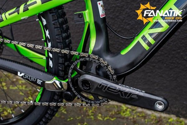 fanatik bikes loves race face