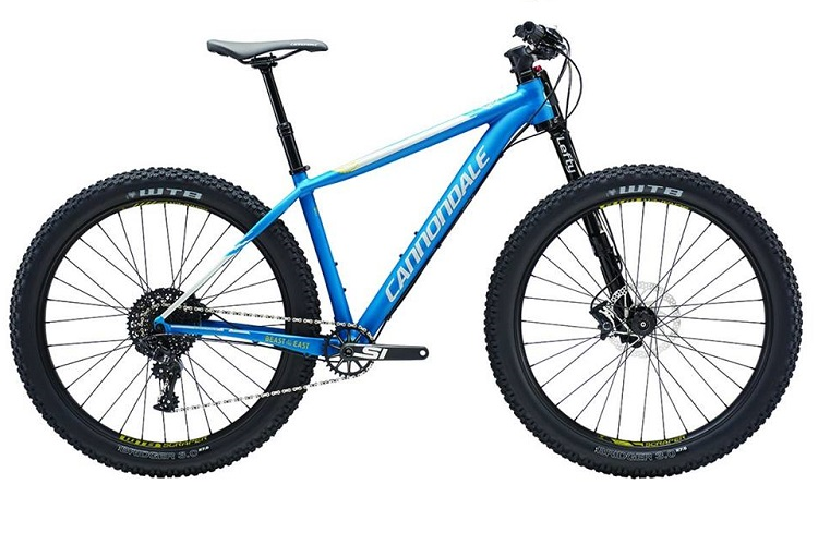 Cannondale Beast of the East en 27.5 Plus