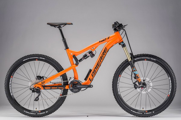 Lapierre Zesty AM 427 ei shock