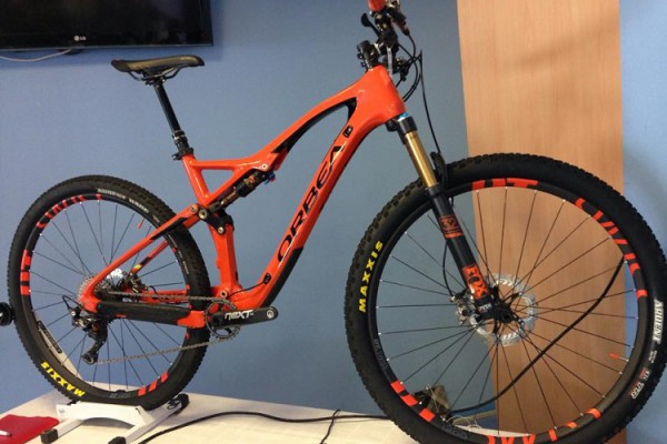 orbea 2016 trail bike 275