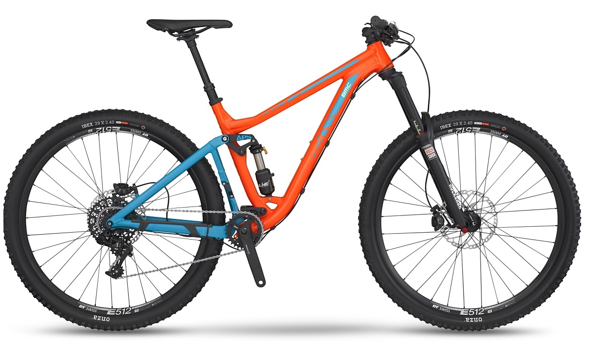 bmc trailfox 2016 X1