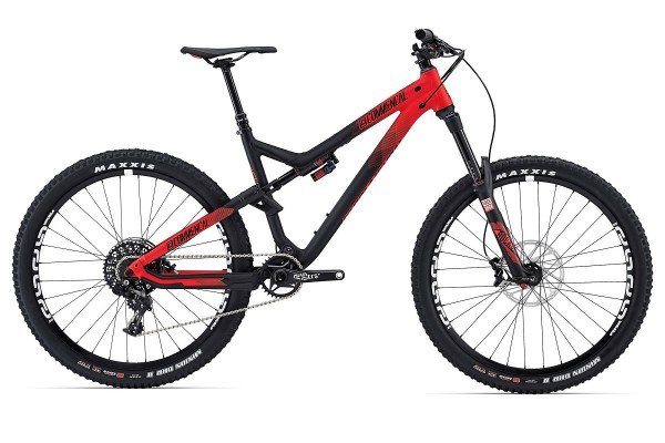 commencal meta v4 AM 2016 Red