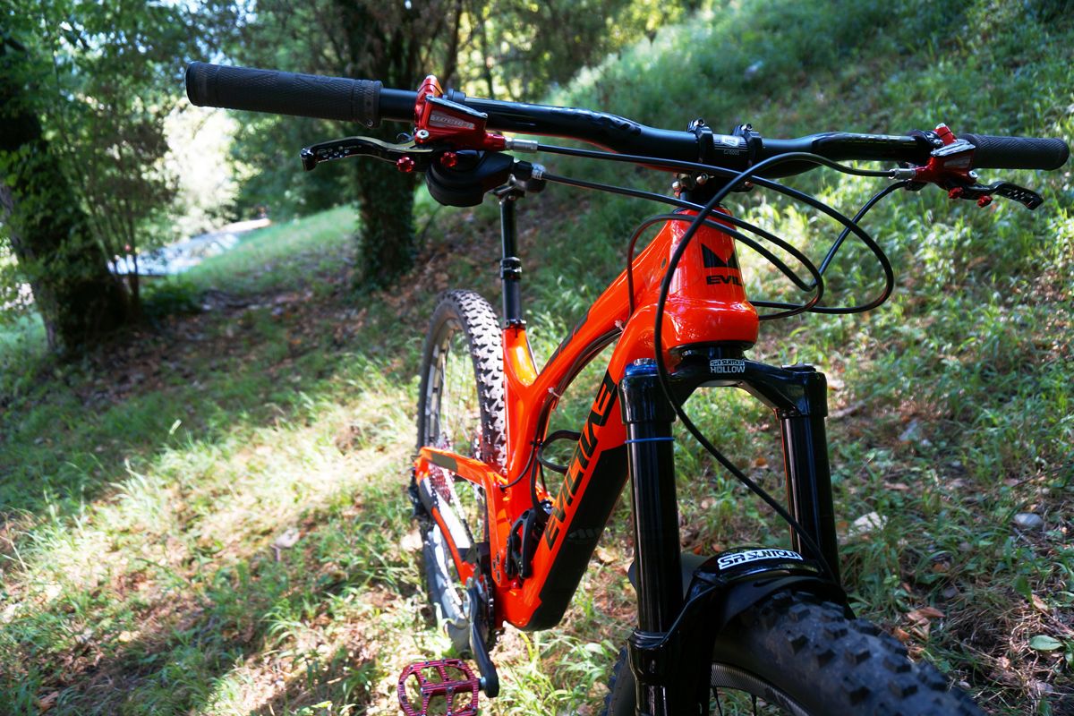 Bikecheck: Evil Following 29 de Rodolphe – Natural MTB project !