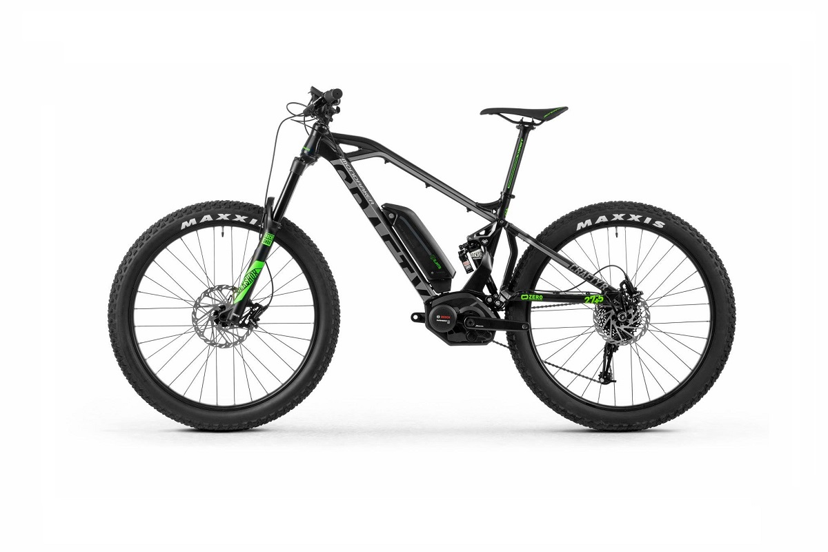 Mondraker E-Crafty +: le concentré à la mode
