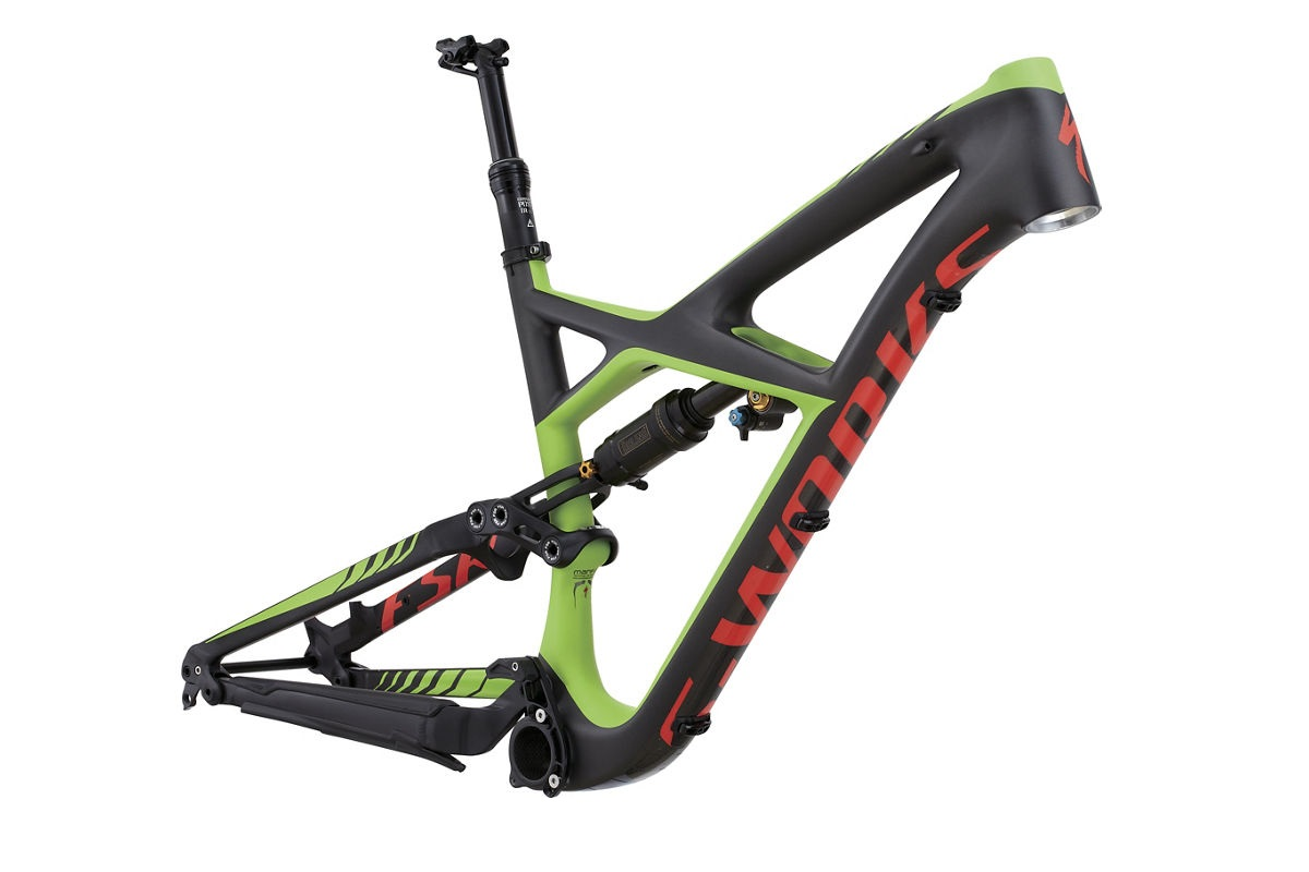 specialized sworks enduro 650b frameset
