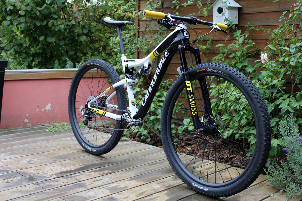 cannondale scalpel custom