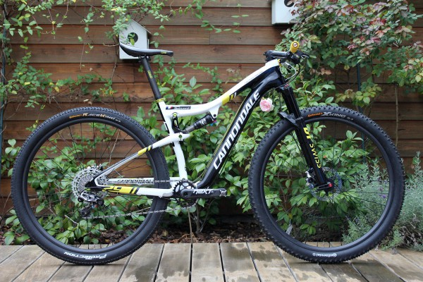 cannondale scalpel ultra light