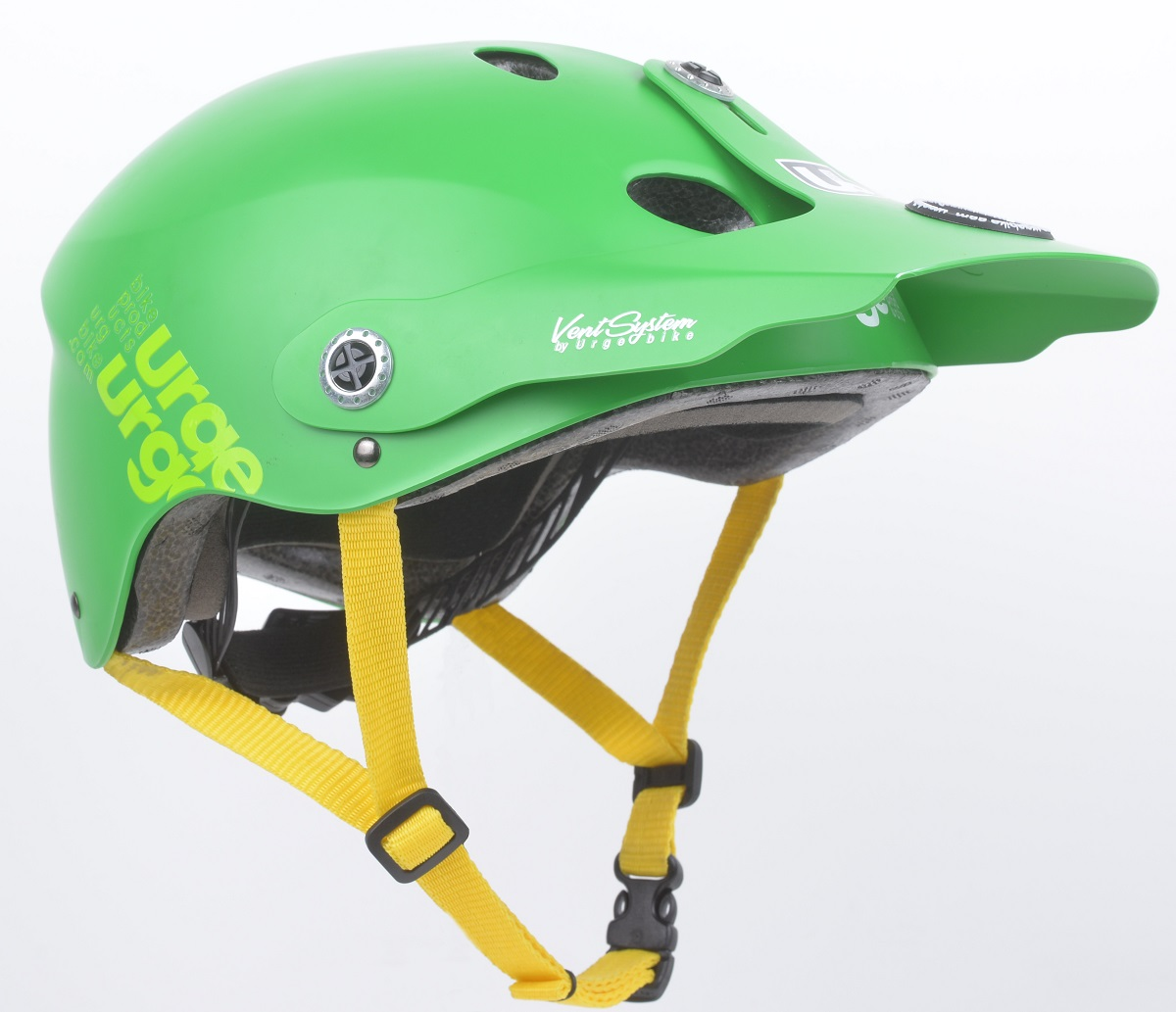 casque all in vert