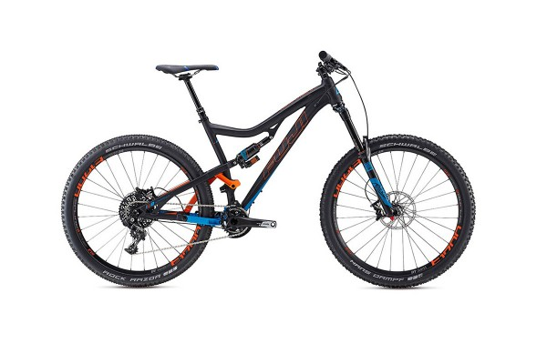 fuji auric enduro bike