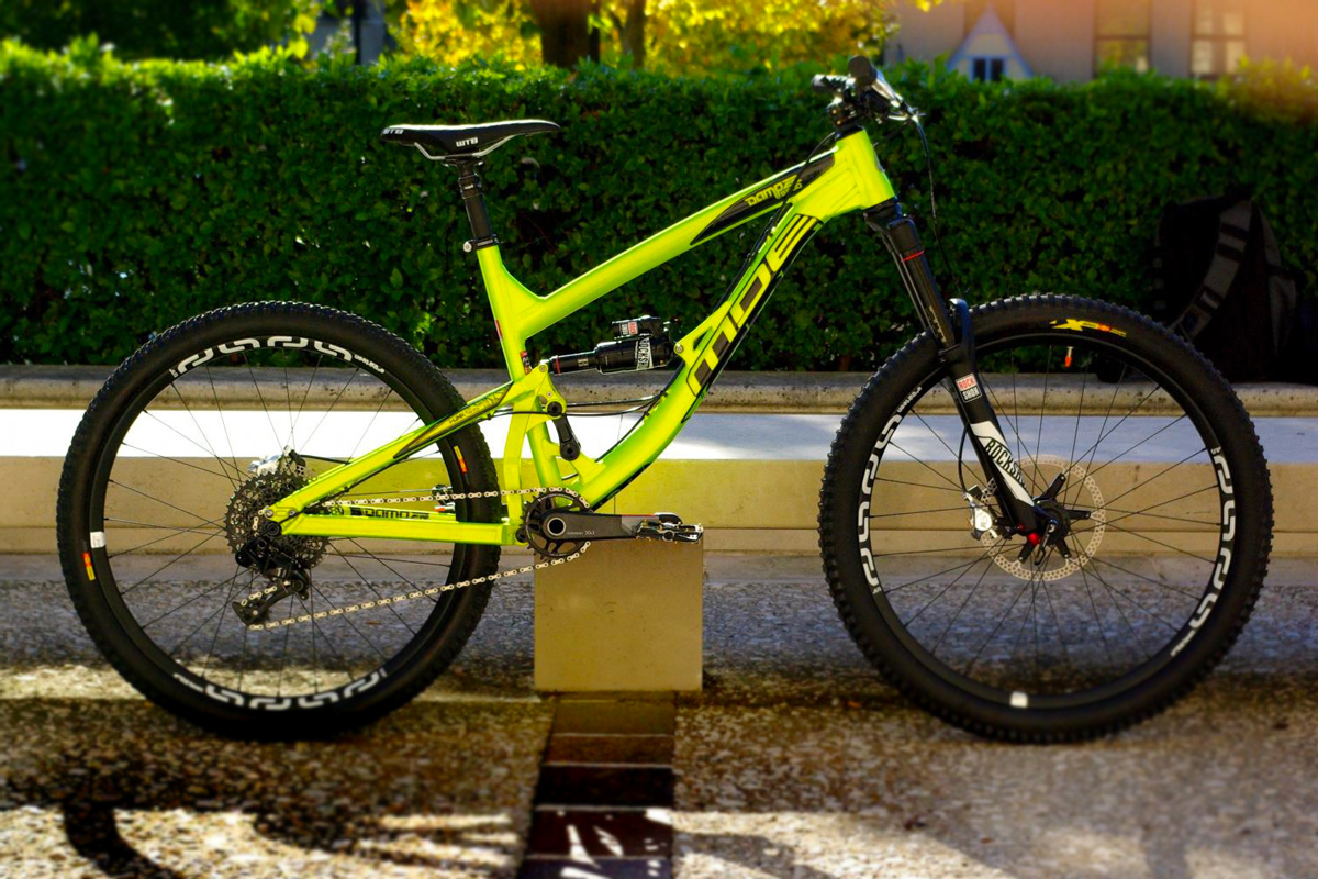 mde damper 650b yellow