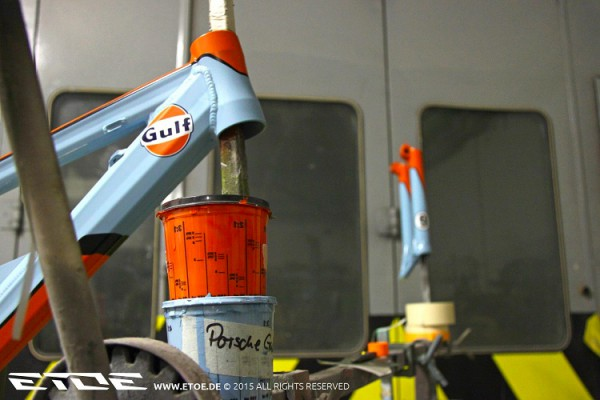 orange five gulf porsche etoe design