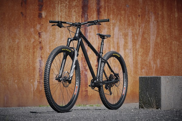 29 hardtail enduro