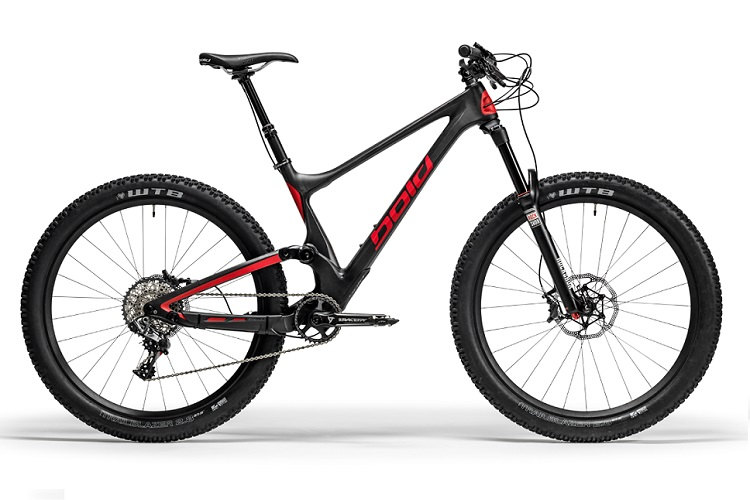 Bold Cycles propose son Linkin Trail en 27.5 Plus