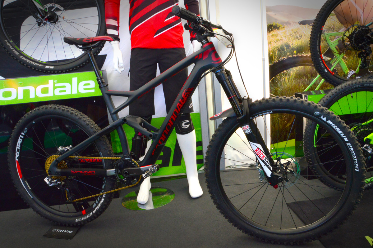 cannondale Jekyll 2016 jerome clementz