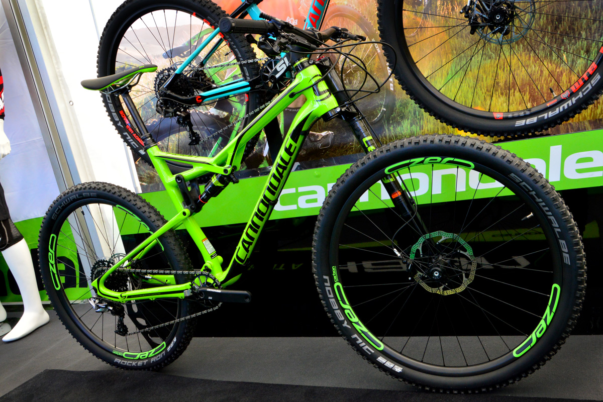 cannondale habit 2016 avec fourche lefty