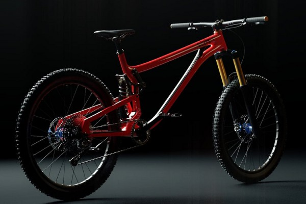 future mountain bike