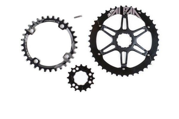 kit alpha commencal 1x10