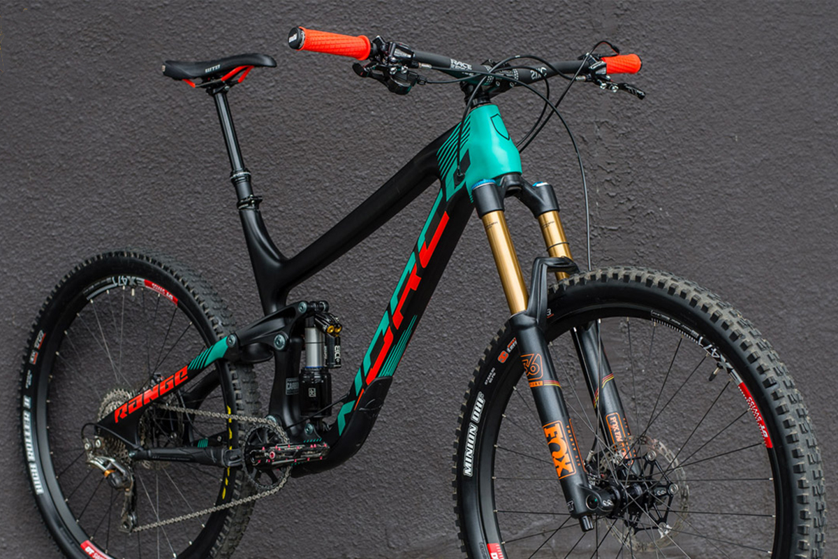 Encore hot le Norco Range Carbon ?