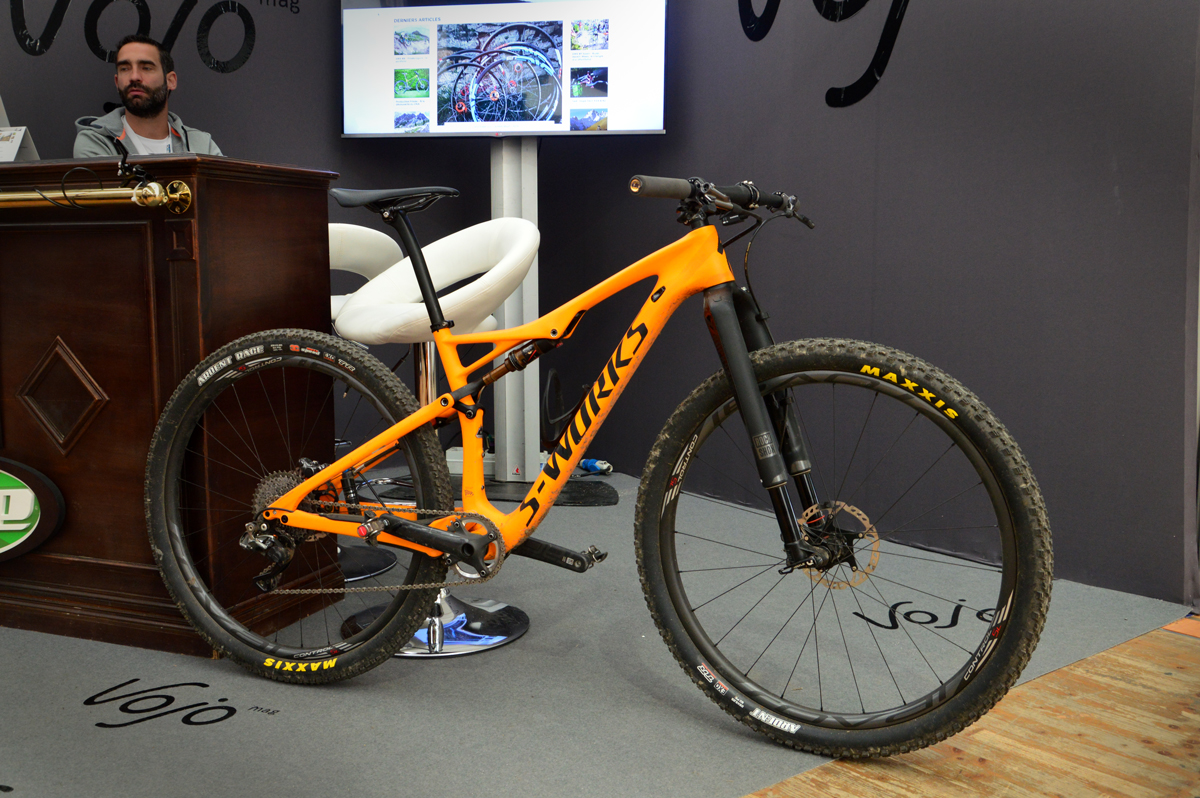 specialized epic sworks orange gallardo