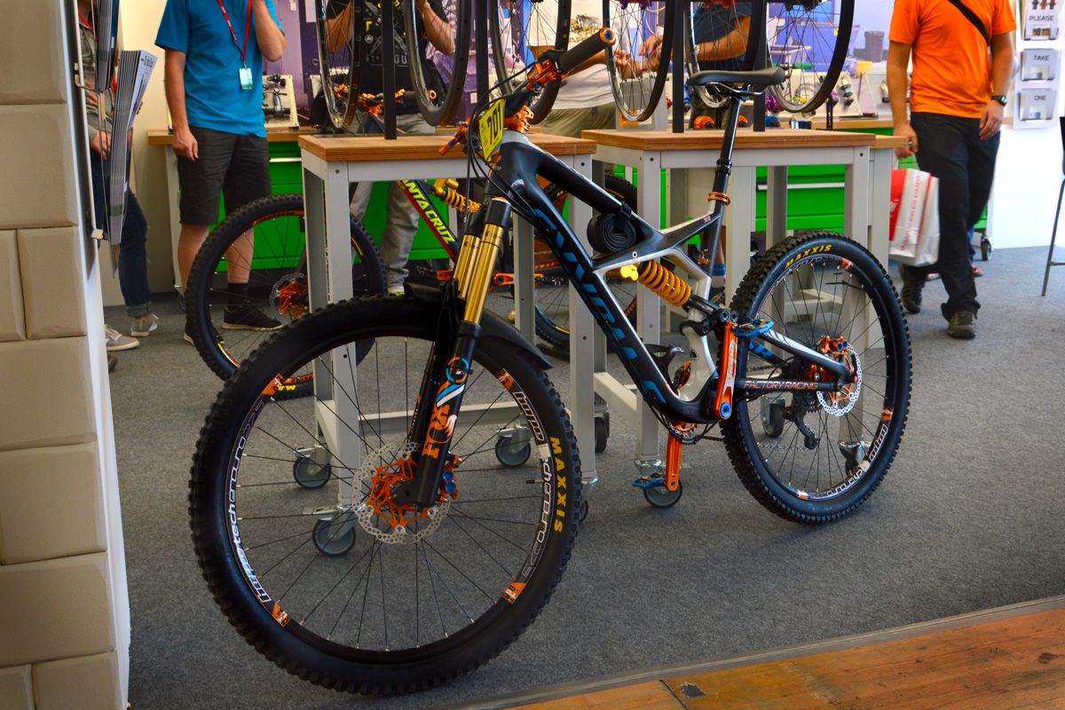 sworks enduro hope