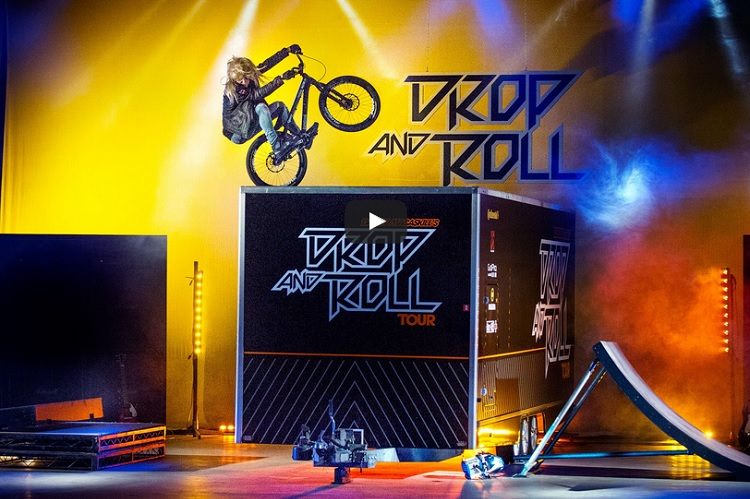 drop and roll tour