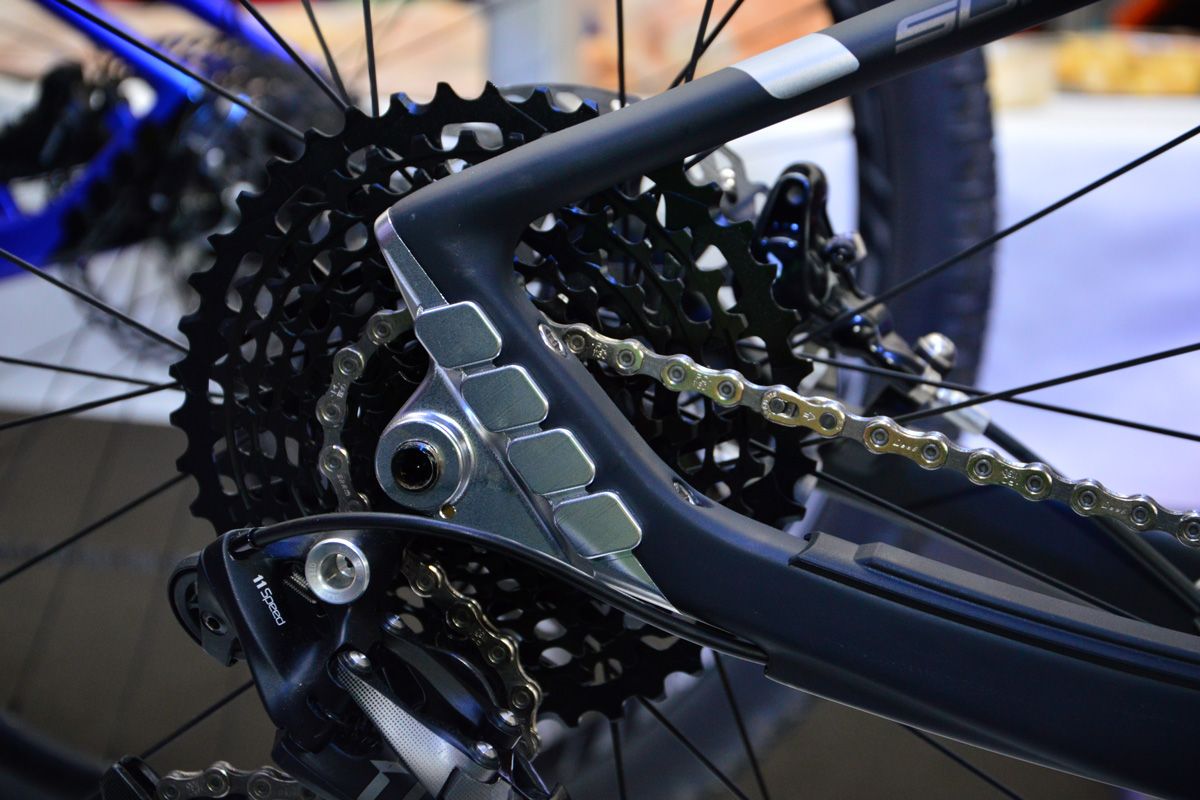 patte de derailleur interchangeable