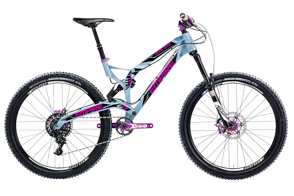 empire mx6 hope tech purple