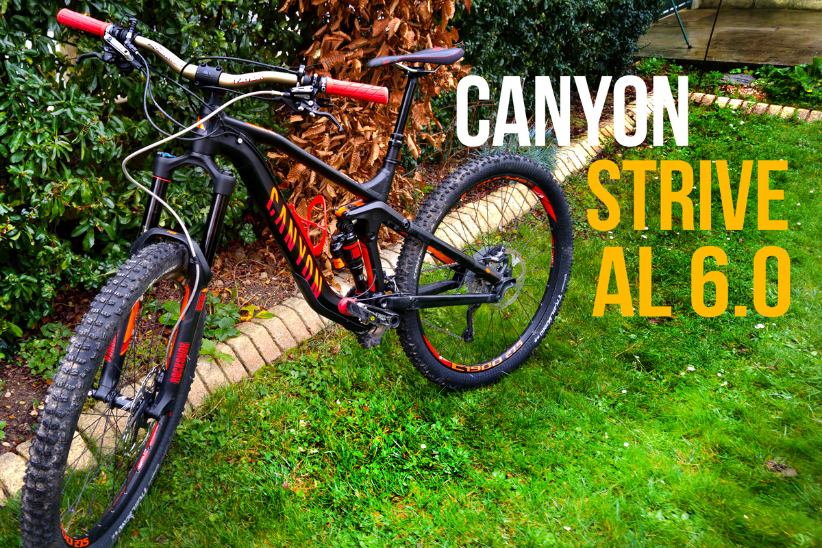 Hot or not: Canyon Strive AL 6.0 de Florent