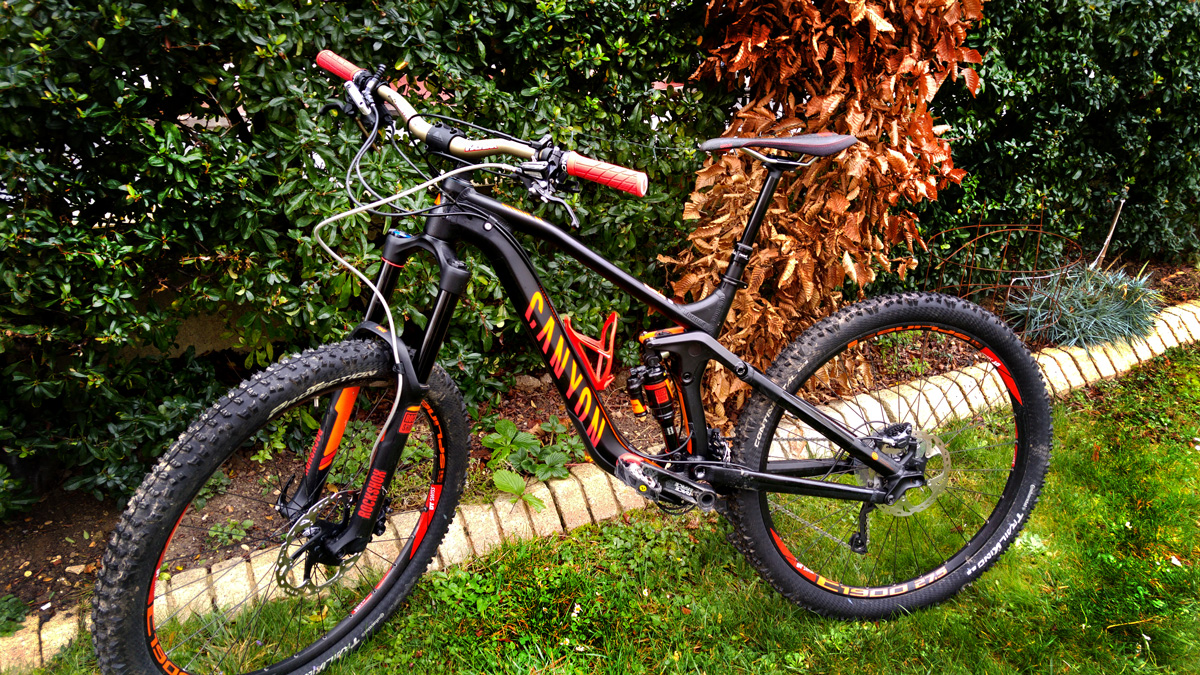 canyon strive AL Florent